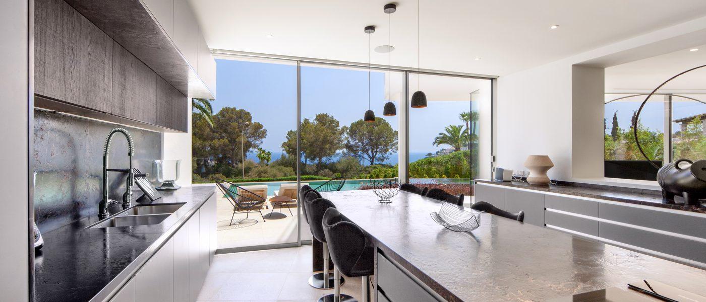 Moderne Villa mit Meerblick in Sol de Mallorca | Mallorca Agent