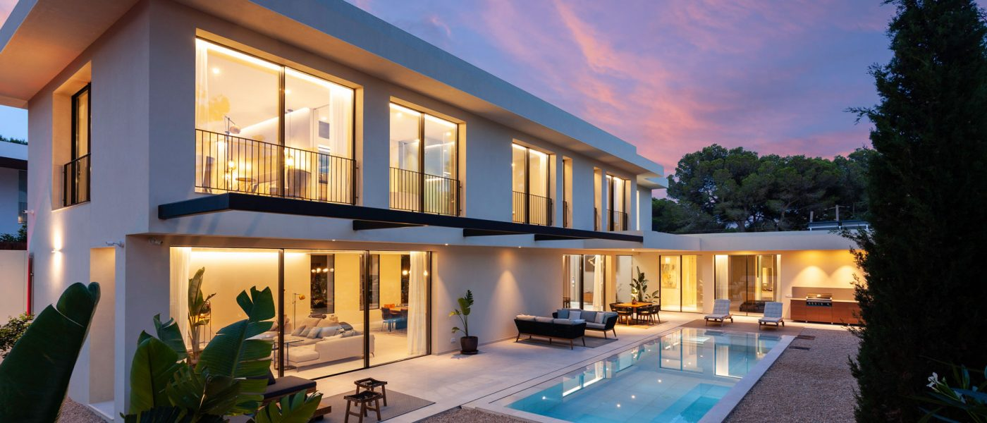 Modern Villa Mallorca, Santa Ponsa, Real Estate, for sale, Immobilien