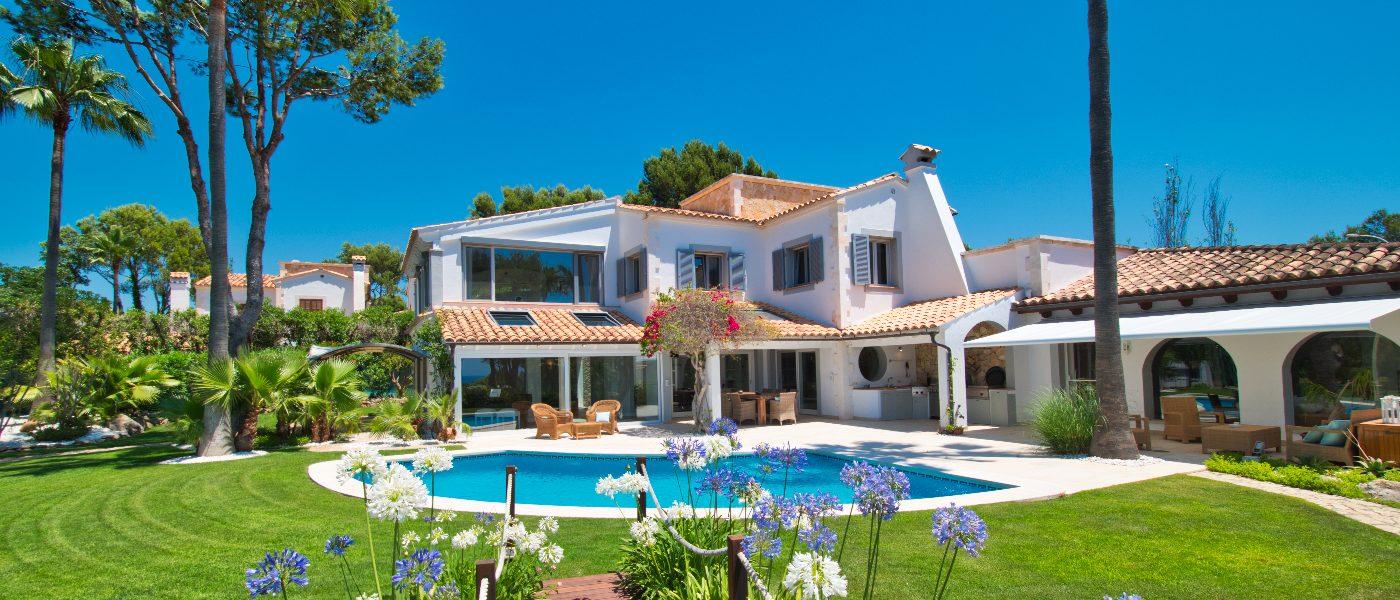 2 sea view Villa Santa Ponsa, Meerblick, Mallorca, Villa kaufen