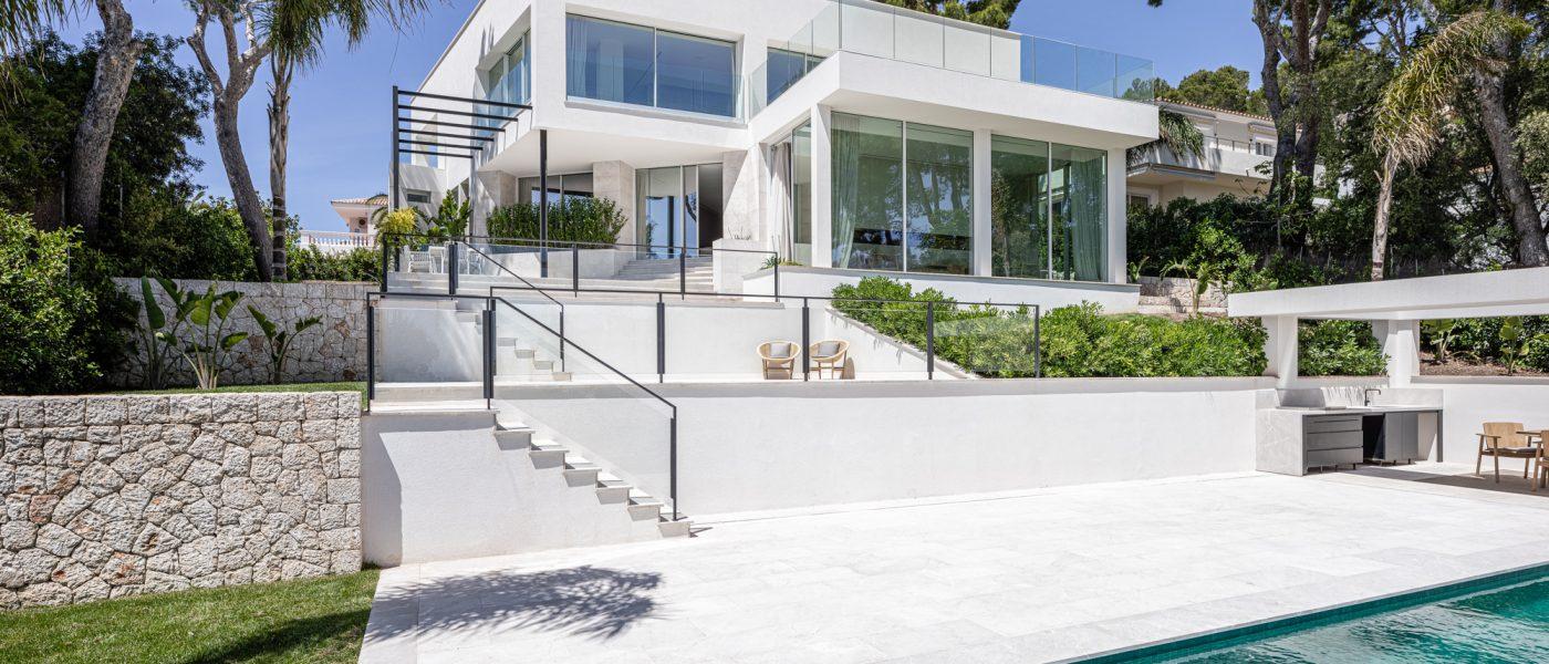 Modern Villa Costa d'en Blanes, Puerto Portals, Mallorca