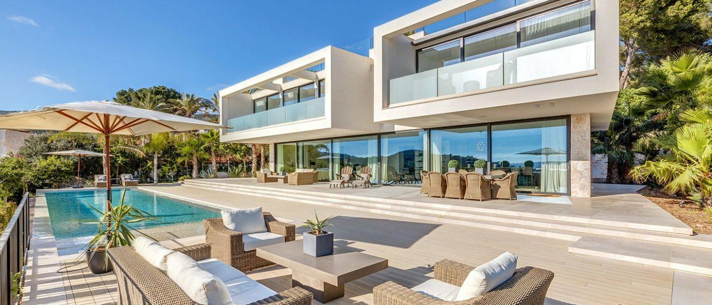 Modern luxury villa, Mallorca Villa kaufen, Property Mallorca, Villa Spain, Luxuryhome Mallorca, Mallorcaagent