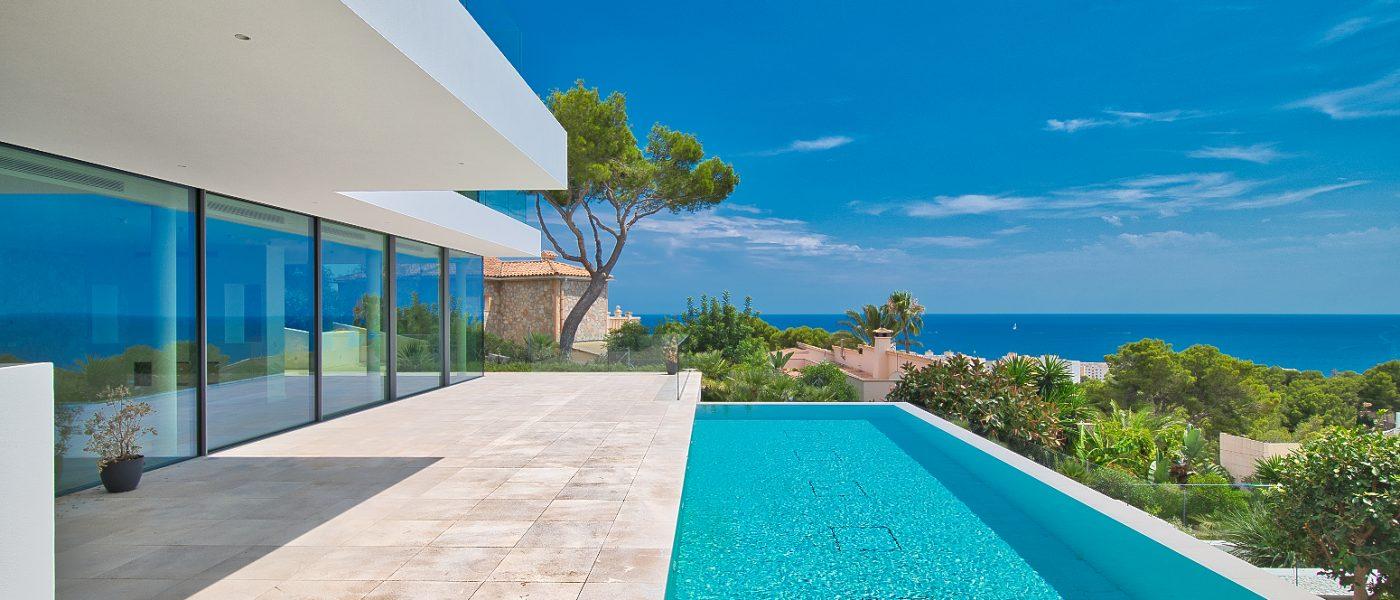 Meerblick Villa Mallorca, Mallorca Real Estate, Buy Property in Mallorca, Puerto Portals