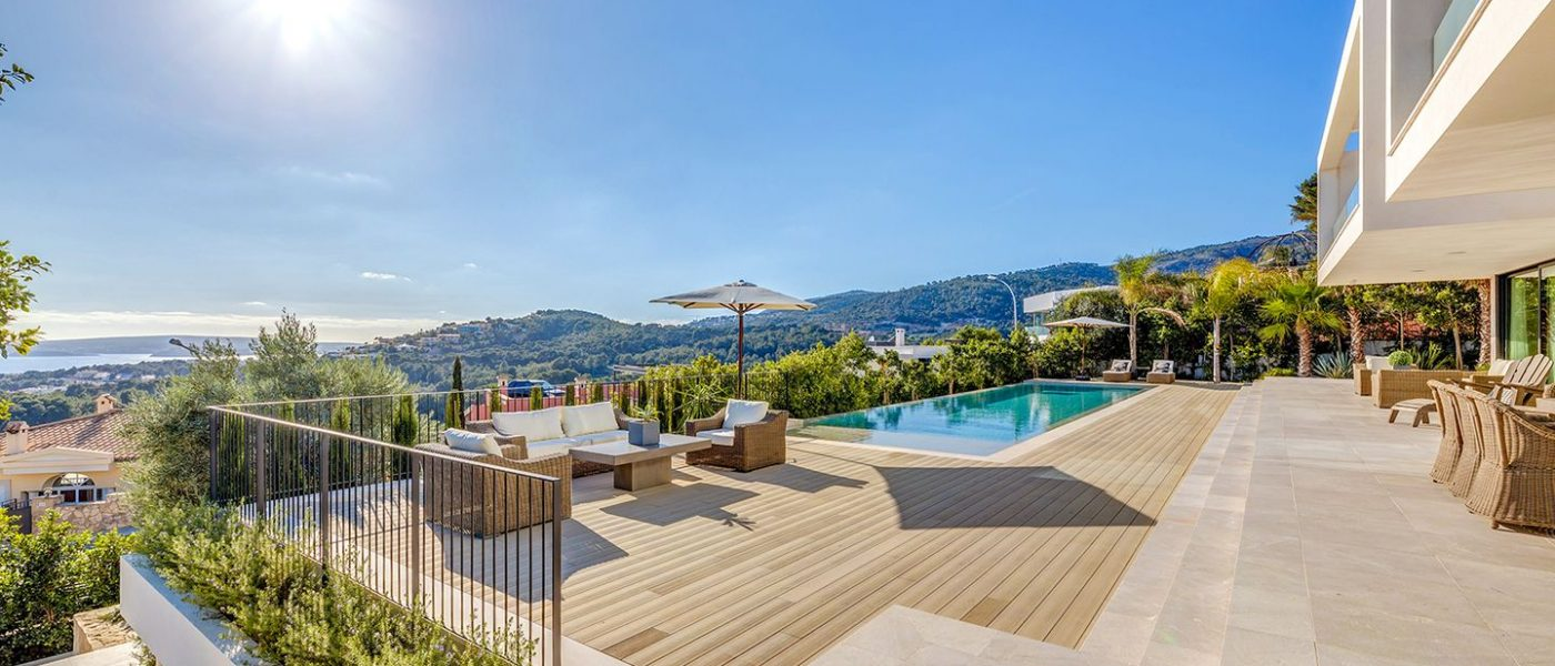 Modern luxury villa Bendinat