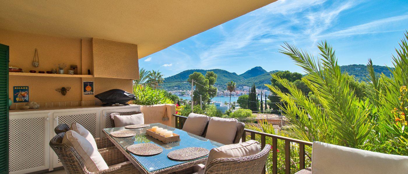 Apartment, Port Andratx, Mallorca, Real Estate, Wohnung