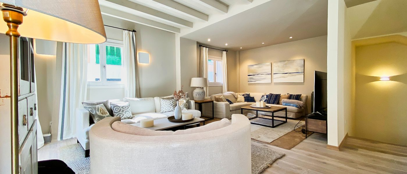 Living Room | Townhouse in Palma