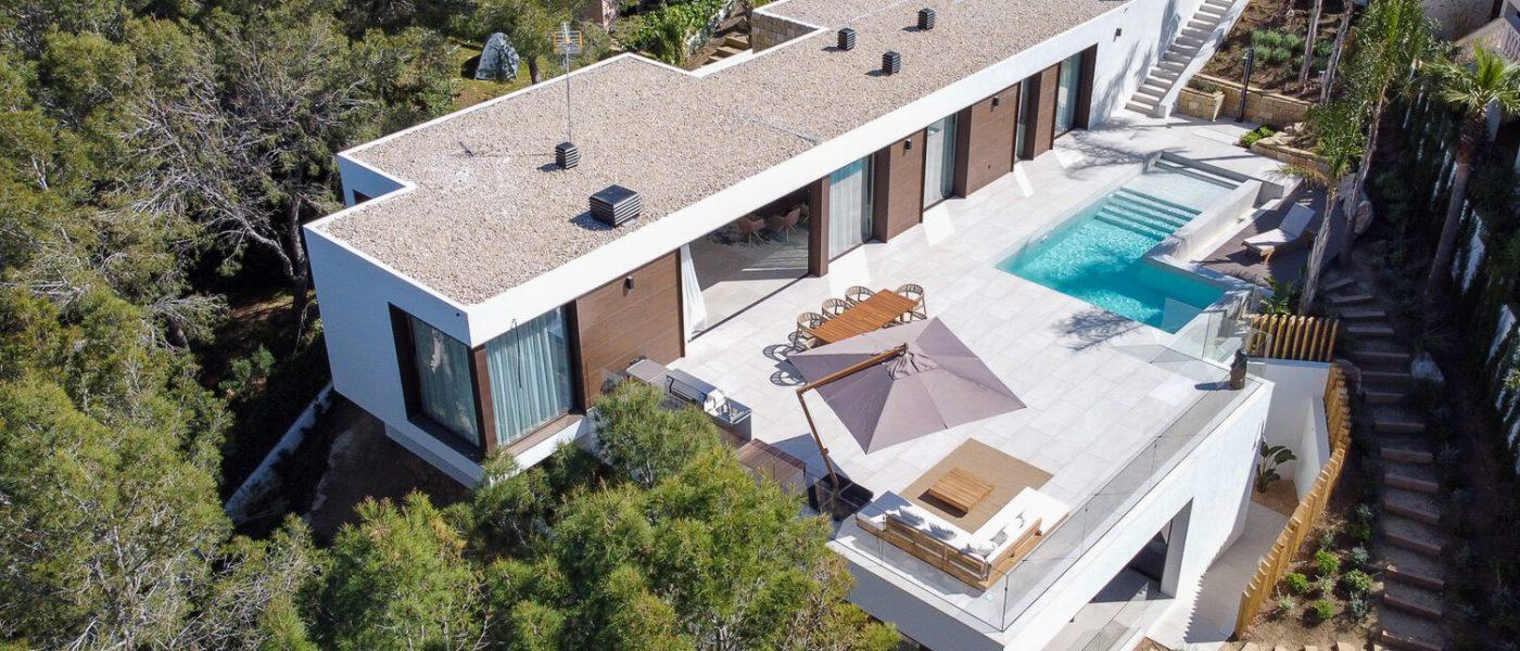 Modern sea view Villa